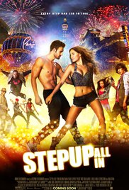Step Up: All In | Jessica Reid Fox - Makeup